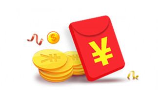 金币红包png图片素材