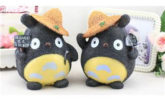 <b>龙猫存钱罐储蓄罐 宫崎骏动漫动画 创意家居 动</b>