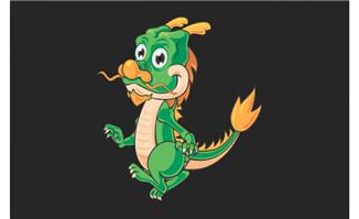 跳跃的龙王骨骼flash动画