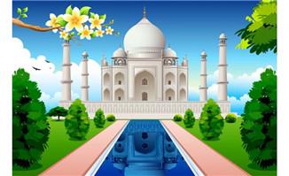 印度城堡05