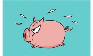 奔跑的猪flash动画