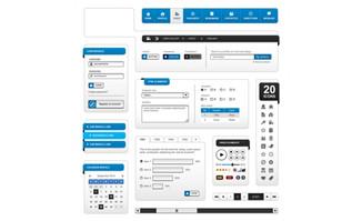 手机APP网页设计