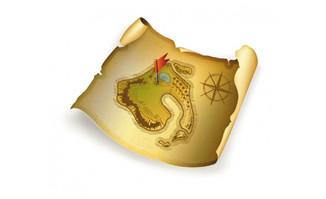 航海图标矢量素材