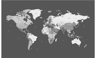 世界版图01——矢量素材