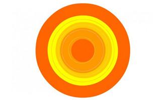 扁平化MG风格动画素材圆圈