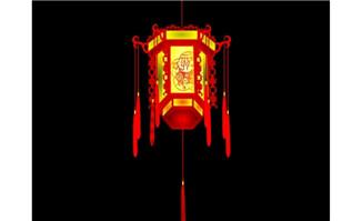 古典灯笼FLASH素材下载