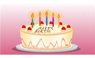 生日蛋糕flash源代码下载