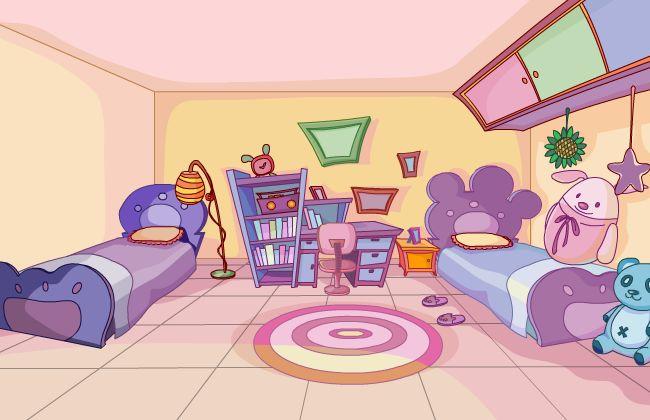 主页 flash素材 动画场景 现代室内 > 儿童卧室场景设计flash动画设计