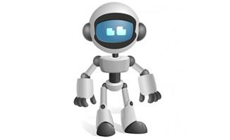 三维智能机器人模型设计