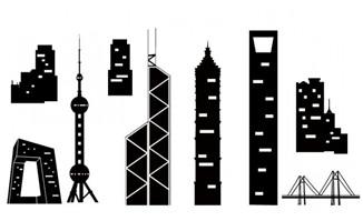 中国现代著名建筑东方之