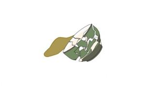 碗被打碎的一瞬间动画效果flash小动画短片素材