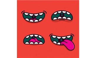 红薯动漫卡通形象设计矢量图素材下载_漫品购_mg动画