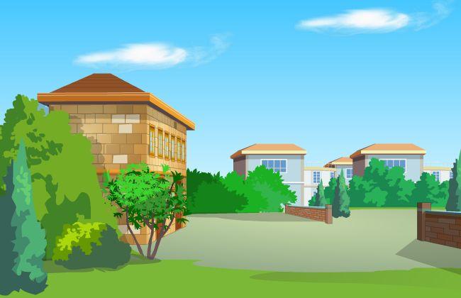 主页 flash素材 动画场景 现代农村 > 现代农村房屋建筑房屋旁的农家