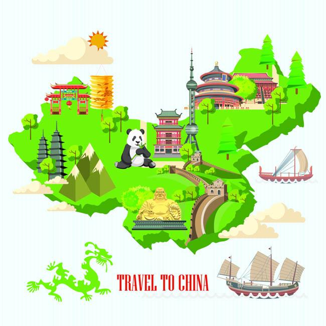 美国性短片_中国旅游地图导航设计各种标志性建筑物设计_漫品购_MG动画短片 ...
