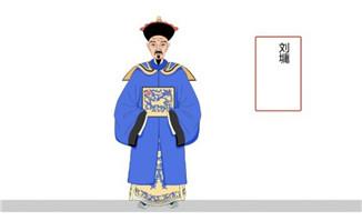 历史典故人物刘墉动漫动