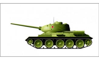 老式坦克设计坦克造型设