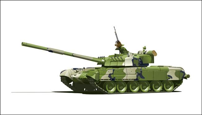 坦克 矢量_坦克玩具造型设计矢量素材下载_漫品购_MG动画短片素材_flash源 ...
