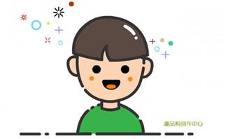 MBE卡通动漫儿童头像设计