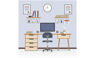 扁平化工作区的环境设计