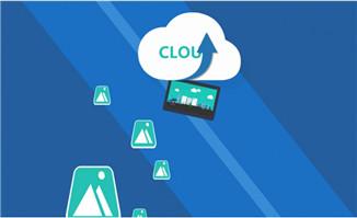 大数据云数据建设动画M
