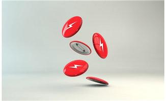 红色主色调的企业品牌设