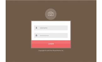 手机APP登录用户名输入界