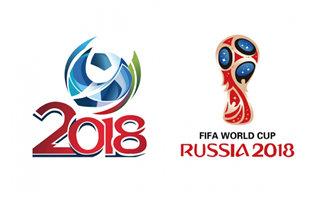 2018世界杯logo矢量图元素