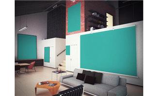 品牌设计室内场景效果图