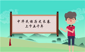 丝绸之路之甘肃背景画卷