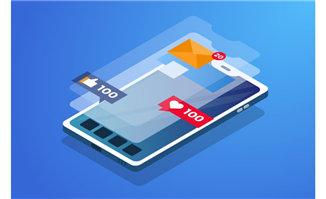 手机透明感创意界面设计