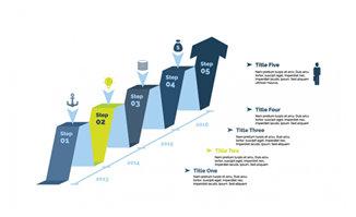ppt图案图表背景创意设计