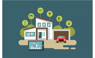 现代人工智能房屋建筑互