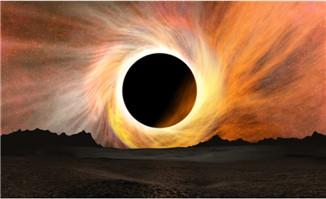 宇宙动画效果飞船黑洞动态效果素材