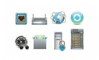 互联网设备矢量素材设计