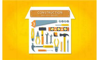 家庭实用扁平化工具设计