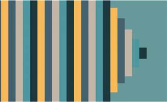 彩色竖条切换屏幕的动画效果模板下载