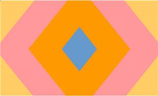 多彩四方形元素转场特效动画视频模板
