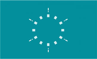 圆圈加感叹号符号元素特效素材