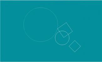 圆圈小元素MG动画特效素材模板