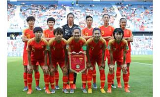热烈祝贺中国女足出线了,女足加油