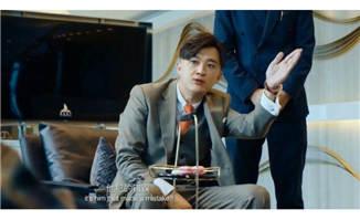 王思聪在《大人物》中本色出演赵公子获赞
