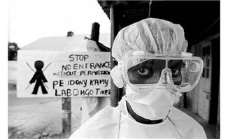 警惕刚果埃博拉疫情升级正在蔓延周边国家