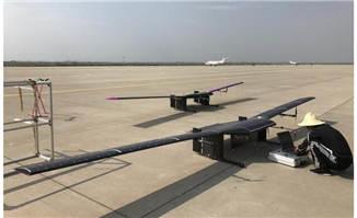 太阳能WIFI无人机已在中国一高校研发出来