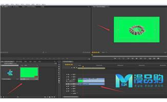 PremiereCS6去掉绿幕蓝色背景视频的方法