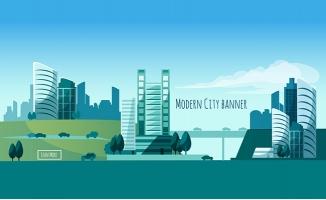 建筑现代城市图片素材下