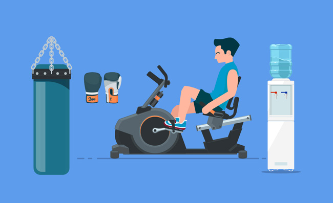 运动器材器具健身器材图片