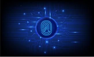 蓝色指纹科技打卡