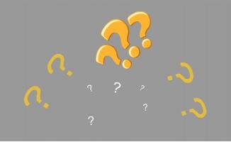 人物表情问号符号造型a