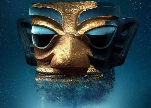 金色面具英雄-入围三星堆文化全球推广战略项目