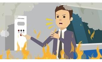 轨道交通常乘客消防器材科普MG动画视频制作文案